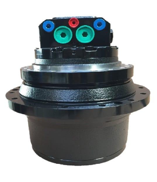 excavator drive motor